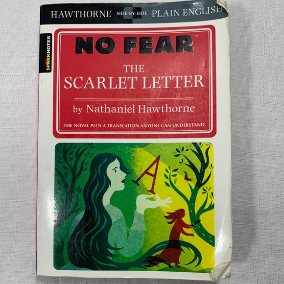 No Fear Shakespeare - The Scarlet Letter